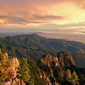 Majestic Mountain View by Dee Dee Whittle