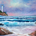 Majestic Point by Sally Seago