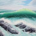 Majestic Sea by Lorraine Foster