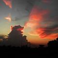 Majestic Sky by Atullya N Srivastava
