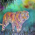 Majestic Tiger by Larry  Johnson