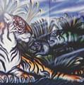 Majestic Tiger by Lorraine Souza Wilcox
