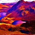 Majestic Wales by David Sanders