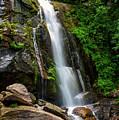 Majestic Waterfall by Kathy Kmonicek