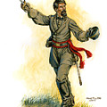 Major General Patrick R. Cleburne by Mark Maritato