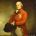 Major-general Sir Archibald Campbell by George Romney