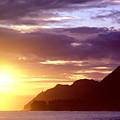 Makapuu Point Sunrise by Thomas R Fletcher