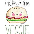 Make Mine Veggie by Ashley Lucas