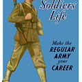 Make The Regular Army Your Career by War Is Hell Store
