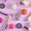 Make Up And Sweets by Anastasy Yarmolovich