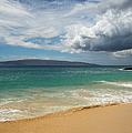Makena Beach - Maui by Charmian Vistaunet