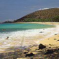 Makena Beach Panorama by Carl Shaneff - Printscapes