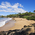 Makena, Changs Beach by Ron Dahlquist - Printscapes