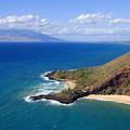 Makena, Maui by Ron Dahlquist - Printscapes