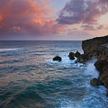 Makewehi Sunset by Mike  Dawson