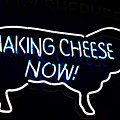 Making Cheese Now by Ronald Watkins