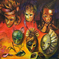 Making Faces IIi by Nik Helbig
