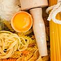 Making Pasta by Anastasy Yarmolovich