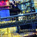 Making Steel by Stewart Helberg