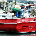 Making The Boat Shipshape by Susan Savad