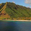 Makua, Oahu by Megan Martens