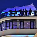 Malaga - Costa Del Sol - Andalucia - Spain - Rooftop Bar by Carlos Alkmin
