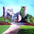 Malahide Castle by Julie Lamons