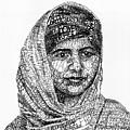 Malala Yousafzai by Michael Volpicelli