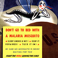 Malaria Mosquito by War Is Hell Store