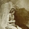 Male Nude by Rembrandt Harmensz van Rijn