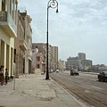 Malecon En Havana by Quin Sweetman