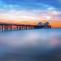 Malibu Pier Sunrise by Vince Capul