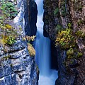 Maligne Canyon by Larry Ricker