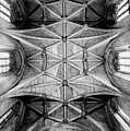 Malmesbury Abbey Nave by Clare Bambers