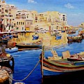 Malta by Vladimir Troitsky