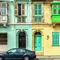Maltase Style Doors And Windows  by Tsafreer Bernstein