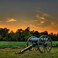 Malvern Hill Battlefield by Tim Wilson
