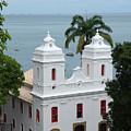 Mam In Salvador Da Bahia Brazil by Ralf Broskvar