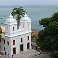Mam Salvador Da Bahia - Brazil by Ralf Broskvar