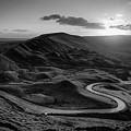 Mam Tor In Derbyshire by Unsplash