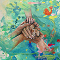Mamma's Hands by Angie Sellars
