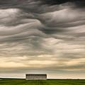 Mammatus Clouds by Jeff Phillippi