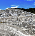 Mammoth Hot Springs2 by Hughes Country Roads Photography