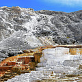 Mammoth Hot Springs3 by Hughes Country Roads Photography