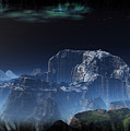 Mammoth Mountain by Heinz G Mielke
