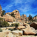 Mammoth Rock Formations - Joshua Tree National Park by Glenn McCarthy Art and Photography