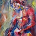 Man Body #2 by Dima Mogilevsky
