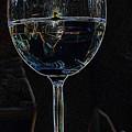 Man In A Glass by Ian  MacDonald