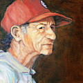 Man In Red Cap by Ruth Mabee