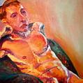 Man Nude by Britta Loucas